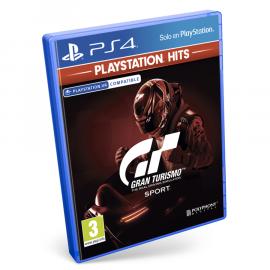 Gran Turismo Sport PSHits PS4 (SP)