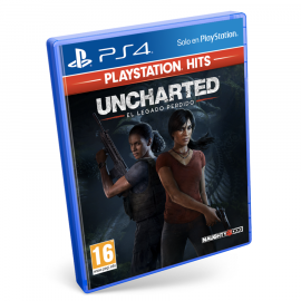 Uncharted The Lost Legacy PSHits PS4 (SP)