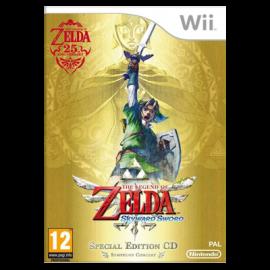 The Legend of Zelda Skyward Sword Orchestra Edition Wii (SP)