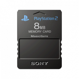 Memory Card 8 MB Sony PS2