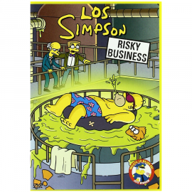 Los Simpsons Risky Business DVD