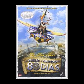 La Vuelta al Mundo en 80 Dias DVD