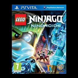 Ninjago Nindroids PSV (SP)