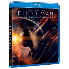 First Man BluRay (SP)