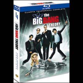 Big Bang Theory Temporada 4 (24 Cap) BluRay (SP)