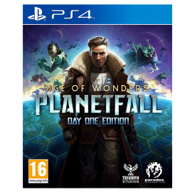 Age Of Wonders: Planetfall PS4 (SP)