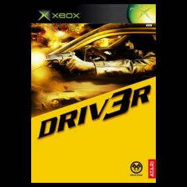 Driv3r Xbox (SP)