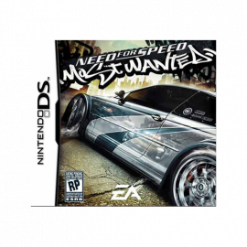 Need for Speed Most Wanted DS (SP)