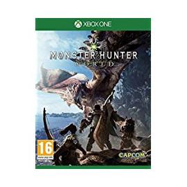 Monster Hunter World Xbox One (SP)