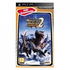Monster Hunter Freedom 2 PSP Essentials PSP (SP)