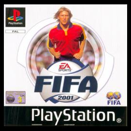 FIFA 2001 PSX (SP)