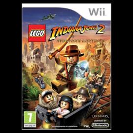 Lego Indiana Jones II Wii (SP)