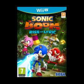 Sonic Boom El Ascenso de Lyric Wii U (SP)