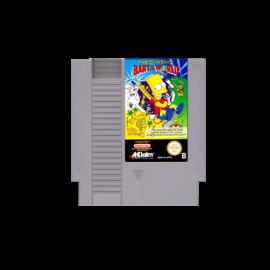 Los Simpson Bart vs The World NES