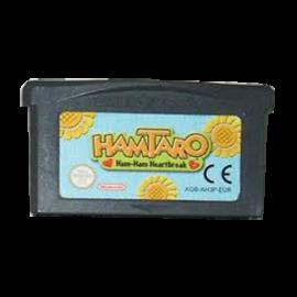 Hamtaro: Ham-Ham Heartbreak GBA