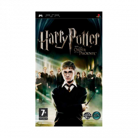 Harry Potter y la Orden del Fenix PSP (SP)