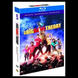 Big Bang Theory Temporada 5 (24 Cap) BluRay (SP)