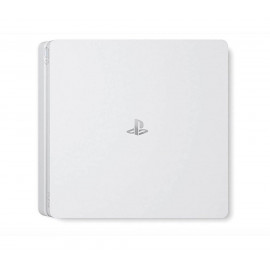PS4 Slim Blanca 500GB (Sin Mando)