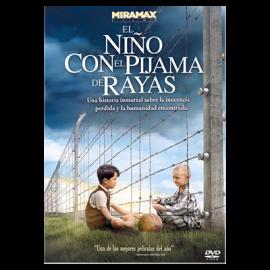 El Niño con el Pijama de Rayas DVD