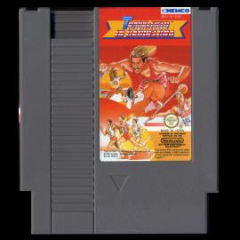 Track & Field Barcelona NES
