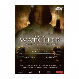 The Watcher (juego asesino) DVD