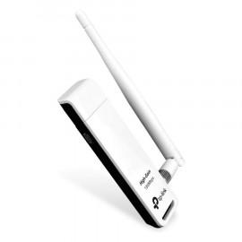 Adaptador USB Inalámbrico 150M TP-Link TL-WN722N + Antena