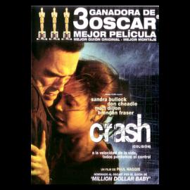 Crash (Colision) DVD
