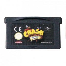 Crash Bandicoot XS GBA