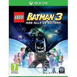 Lego Batman 3 Mas Alla de Gotham Xbox One (SP)