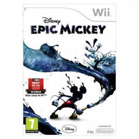 Epic Mickey Wii (SP)
