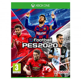 eFootball Pro Evolution Soccer 2020 Xbox One (SP)