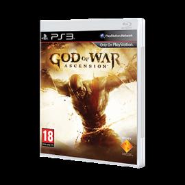 God of War Ascension PS3 (SP)