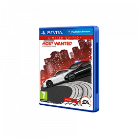 Need for Speed Most Wanted PSV (SP)