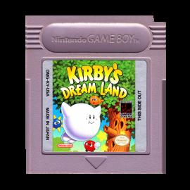 Kirby's Dream Land GB