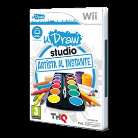 Udraw Studio Artista al instante Wii (SP)
