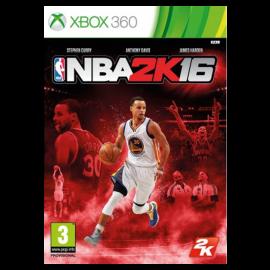 NBA 2K16 Xbox360 (SP)