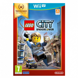 Lego City Undercover Nintendo Selects Wii U (SP)