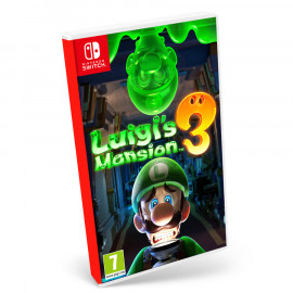 Luigi's Mansion 3 Switch (SP)