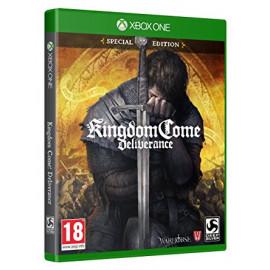 Kingdom Come Deliverance Ed. Especial Xbox One (SP)