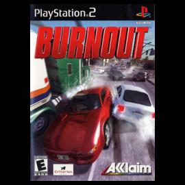 Burnout PS2 (SP)