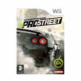 Need for Speed Pro Street Wii (SP)
