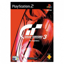 Gran Turismo 3 A-Spec PS2 (SP)