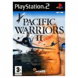 Pacific Warriors II: Dogfight PS2 (SP)