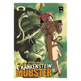 Comic Frankenstein Mobster Recerca