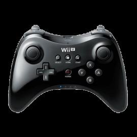 Mando Negro Pro Wii U