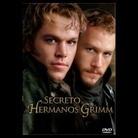 El Secreto de los Hermanos Grimm DVD