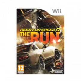 Need for Speed The Run Wii (SP)