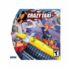 Crazy Taxi DC (SP)