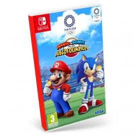 Mario & Sonic en los Juegos Olimpicos Tokyo 2020 Switch (SP)