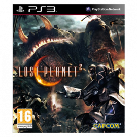 Lost Planet 2 PS3 (UK)